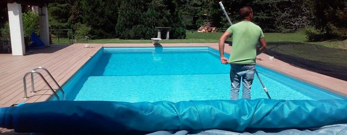 Manutenzione ordinaria della piscina: in cosa consiste.